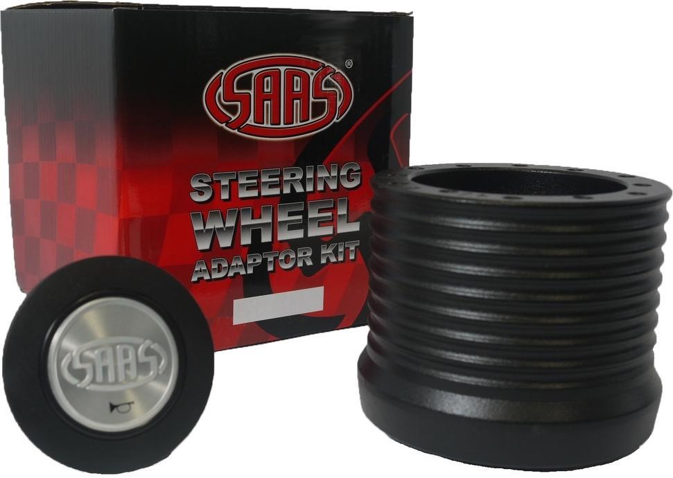 SAAS Steering Wheel Boss Kit fits Holden HK - HG, Torana HB - LC - BK23L Sparesbox - Image 1