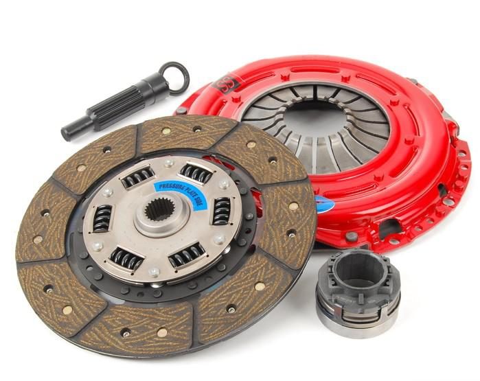 South Bend/DXD Racing Clutch - Fits Toyota Supra Turbo Stage 4 Extreme 94-98  Sparesbox - Image 1