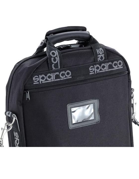 Sparco Professional Utility Tool Bag 01644NGR Sparesbox - Image 2