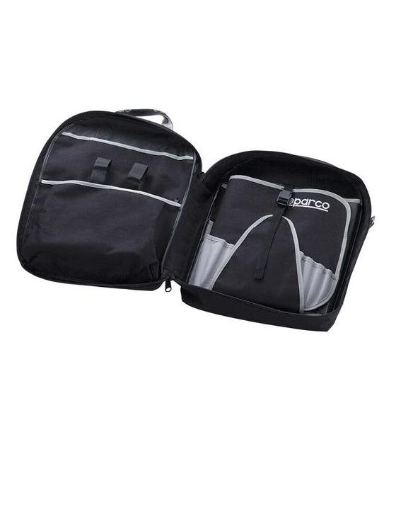 Sparco Professional Utility Tool Bag 01644NGR Sparesbox - Image 3