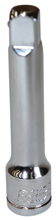 888 By SP Tools Socket Extension Bar 3/8Dr 75mm Sparesbox - Image 1