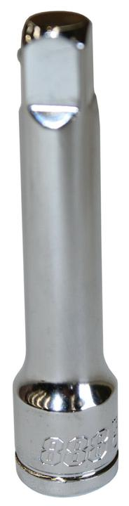 """888 Tools By SP Tools Socket Extension Bar 3/8""""Dr 125mm Sparesbox - Image 1"""