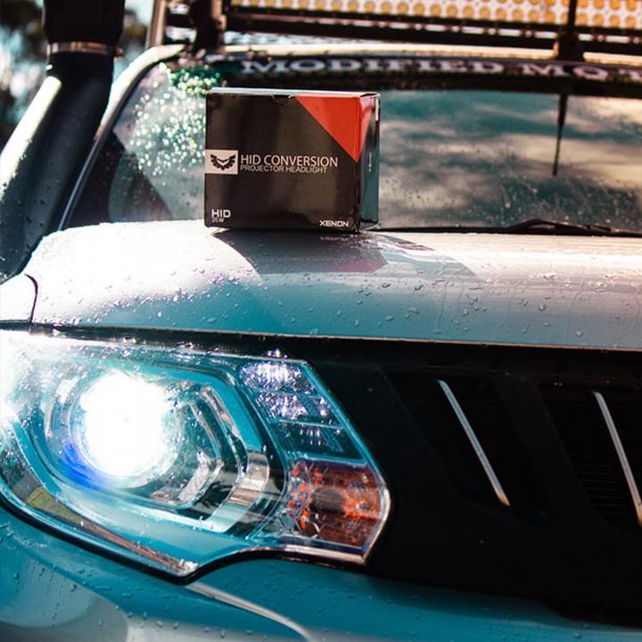 STEDI HID Xenon 35W Headlight Conversion Kit - D5S & D5R Sparesbox - Image 9