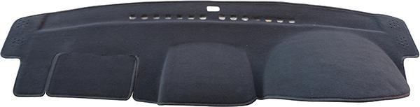 Sunland Dashmat fits MITSUBISHI 380 (9/05 to 3/08) - Black Sparesbox - Image 2
